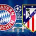 Bayern x Atlético de Madrid (06/12/2016) - Horário, Prognóstico e TV (Champions League)