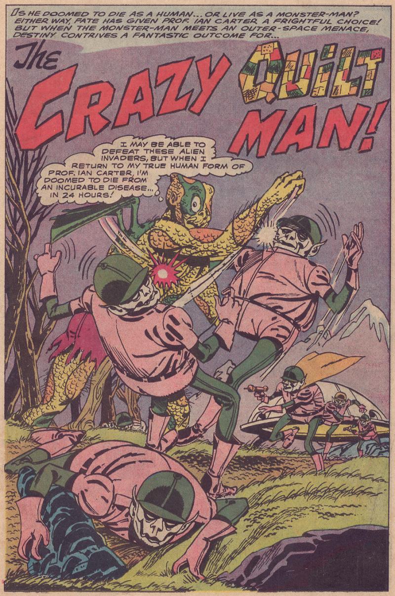 Strange Adventures (1950) issue 204 - Page 23