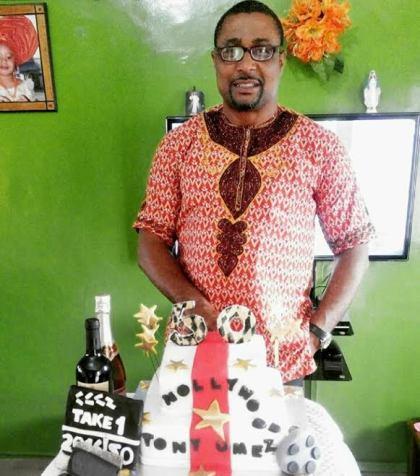 , Nollywood Veteran Actor celebrates 50th Birthday, Latest Nigeria News, Daily Devotionals & Celebrity Gossips - Chidispalace