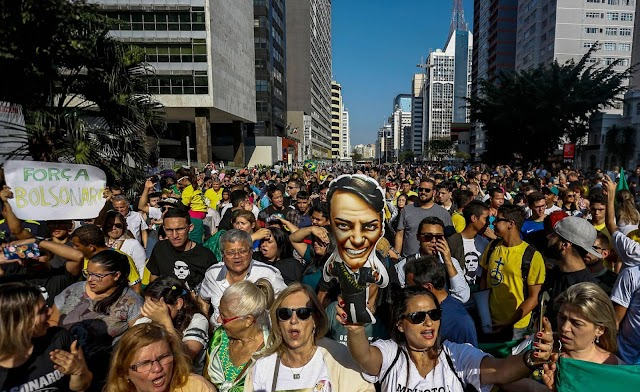 Ibope confirma tendência de alta para Bolsonaro e de baixa para Marina