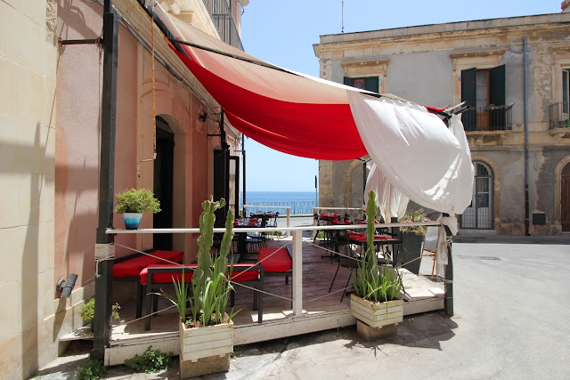 Restaurant Ortigia Sicily Italy Photo Diary Uk Blogger Iga Berry
