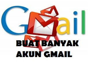 Trik Membuat Banyak Gmail Tanpa Verifikasi Nomer Ponsel