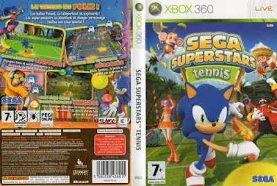 Sega Superstars Tennis Xbox360 free download full version