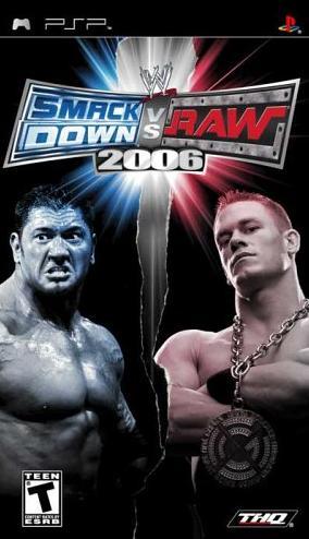 lucha libre - Download Smackdown Vs Raw 2006 PSP
