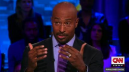Panicky Van Jones Pleads to Oprah for Help With Trump in WH: 'We Had You, the Obamas' We Had 'Hope!'