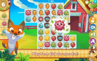 Farm Heroes Saga Apk v2.56.3 Mod (Unlimited Lives/Boosters)