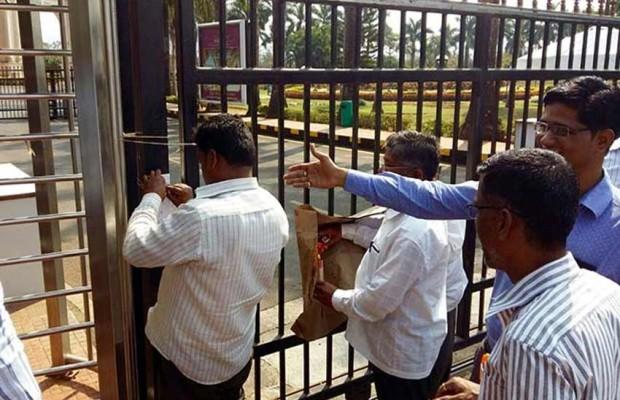 टैक्स न चुकाने पर सहारा का एक लाख करोड़ रुपये का एंबी वैली रिसॉर्ट सील
