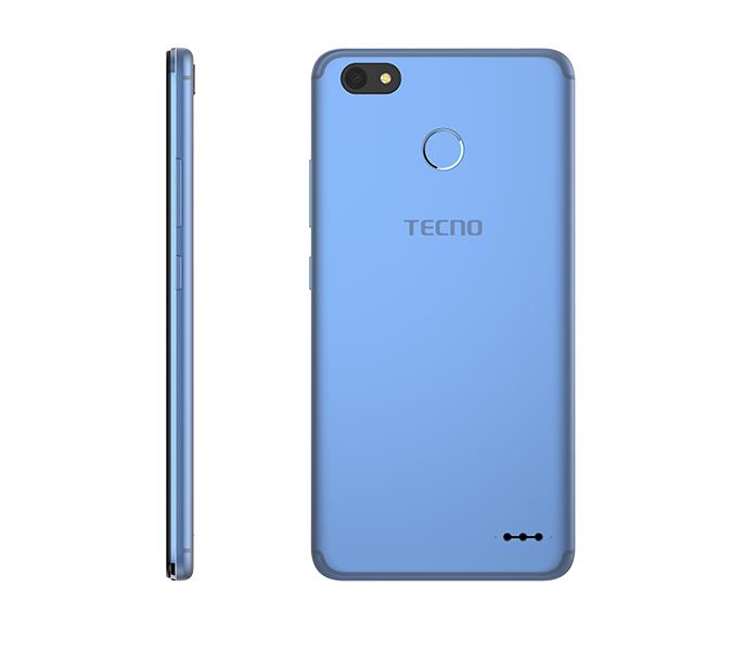 The Little Professional: Tecno Spark K7