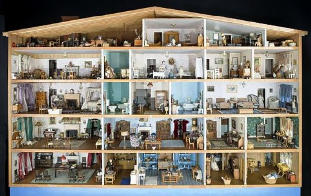 Dollhouses to Visit