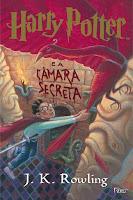 Harry Potter e a Câmara Secreta, de J. K. Rowlinkg