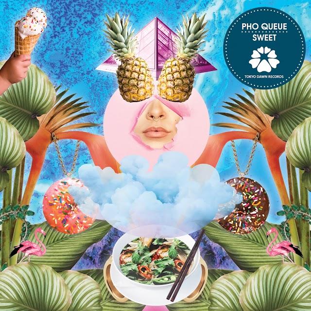 "Munich's new disco sensation Pho Queue drop their long awaited debut record ""Sweet""."