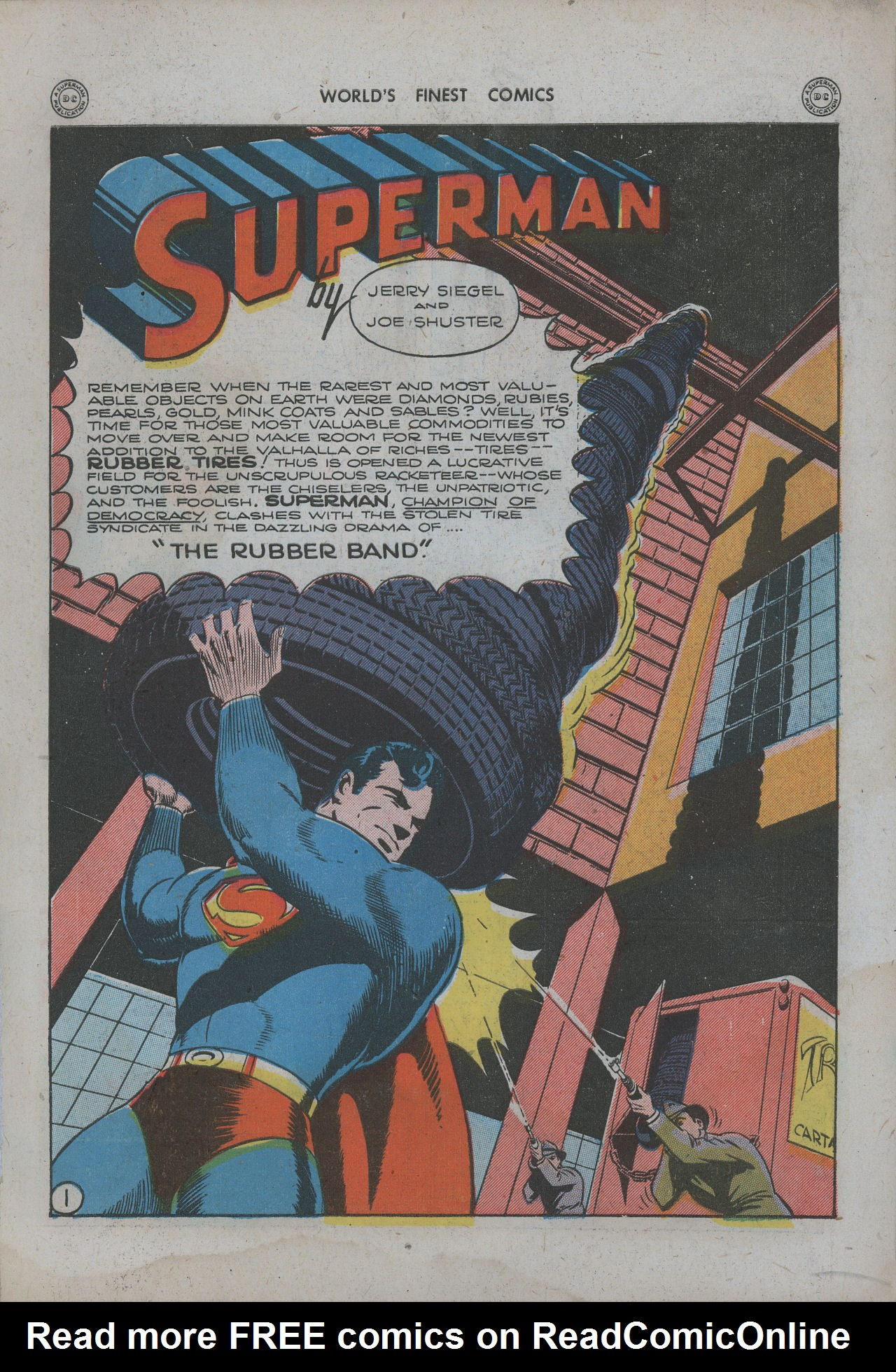 Read online World's Finest Comics comic -  Issue #15 - 4