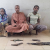 Kaduna Police arrests kidnappers and Armed robbers -Photos