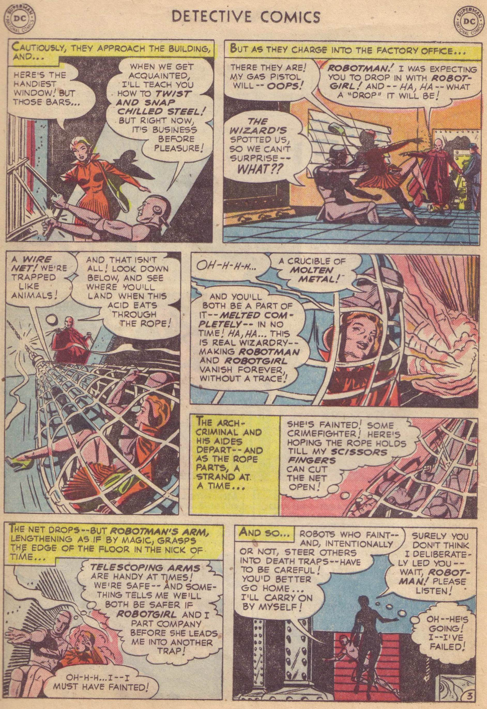 Read online Detective Comics (1937) comic -  Issue #177 - 26