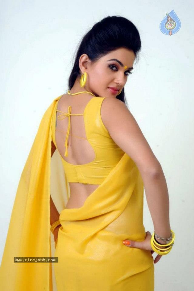 Amisha patel yellow bikini show - 3 part 6