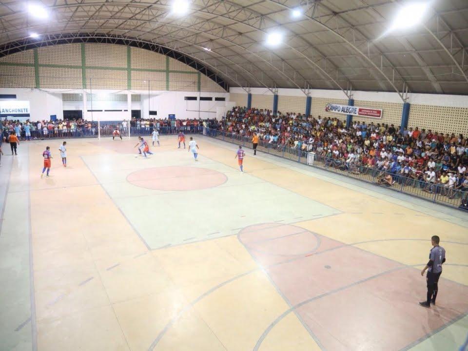 a93975d0d2691 Campeonato Municipal de FUTSAL 2018 começa hoje com a participação de 16  equipes