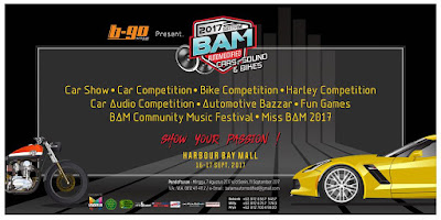 Batam Automodified 2017 / 16 - 17 September 2017
