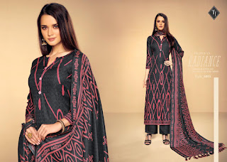 tanishk fashion gulbahar winter Salwar Kameez
