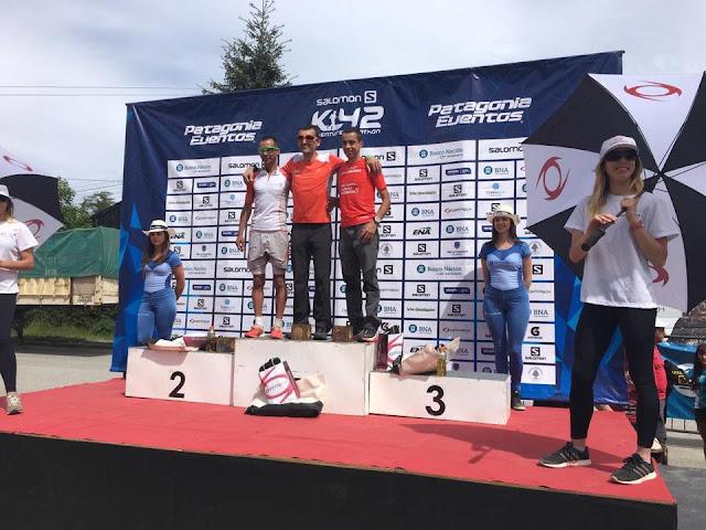 Miguel Heras vence el K42 de Argetina
