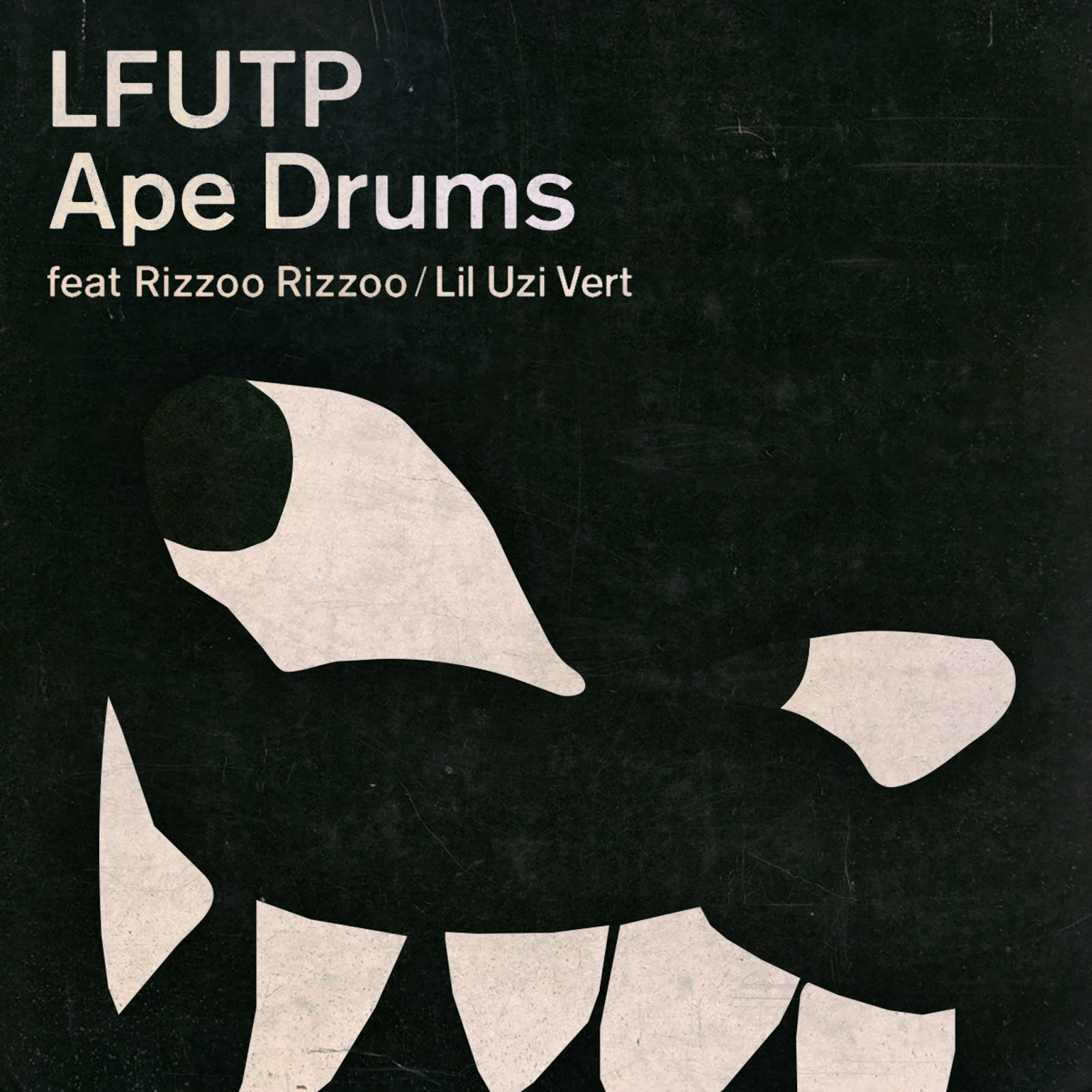 Ape Drums - LFUTP (feat. Rizzoo Rizzoo & Lil Uzi Vert) - Single Cover