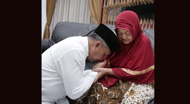 ibunda ahmad syaikhu meninggal dunia