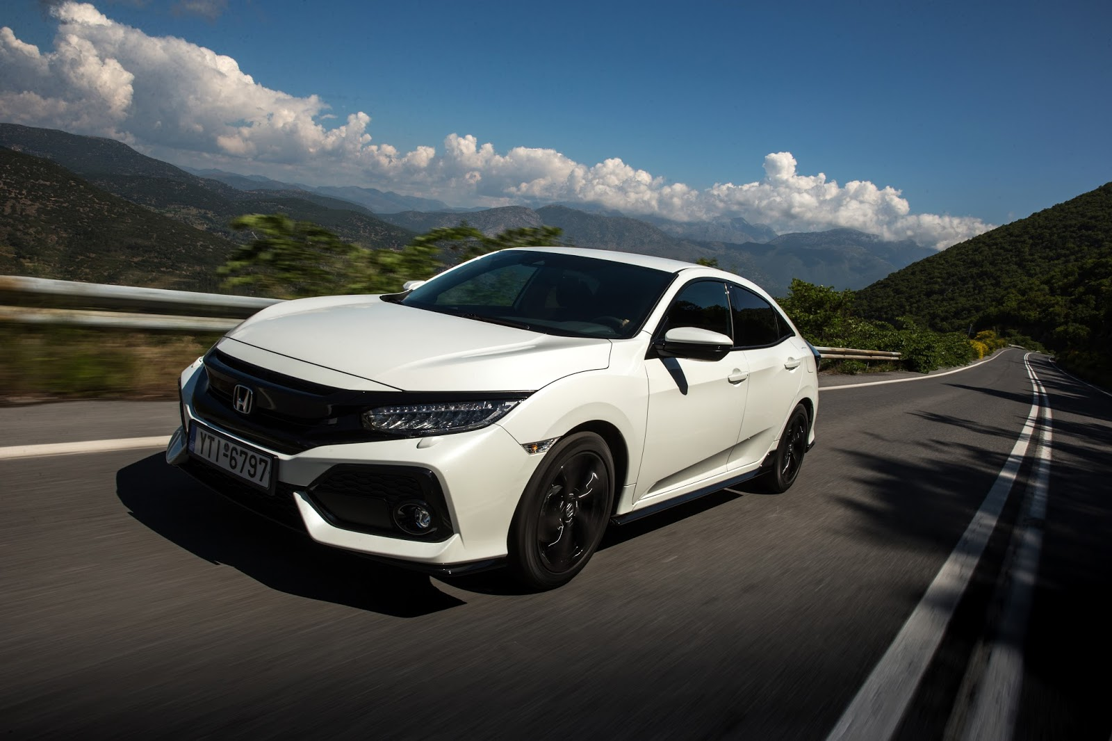 Honda Drive Days: Οδηγική εμπειρία με την οικογένεια Honda