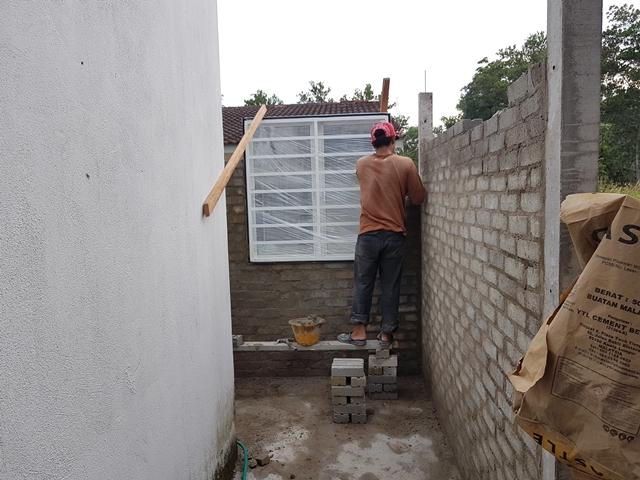 renovate rumah sendiri murah