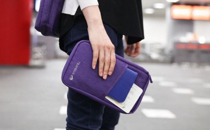 ví đựng passport cho nữ