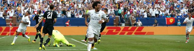 Pretemporada : Real Madrid 3 - 2 Chelsea