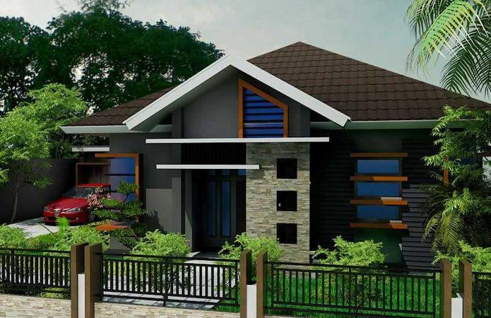 Dekorasi Rumah Type 70 serta Anggaran Biaya Pembangunan ...