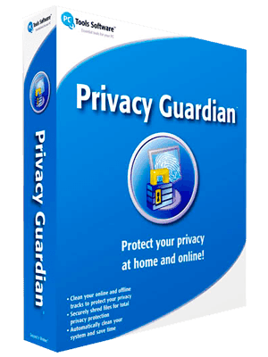 PC Tools Privacy Guardian Box Imagen