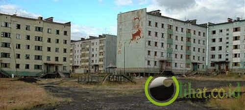 Kadykchan, Rusia