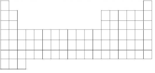 Tabla peridica en blanco para repasar 3 eso para imprimir d ebis tabla peridica en blanco para repasar 3 eso urtaz Images