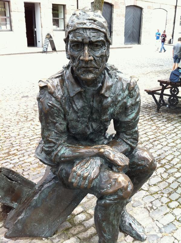 estatua de John Cabot en Bristol