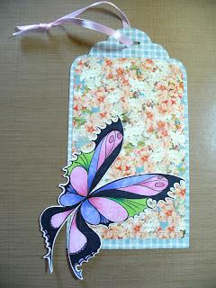 Morgans Fitzsimons Fae 18 Butterflies