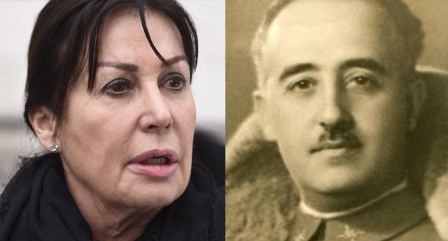 La nieta de Franco, condenada a pagar medio millón de euros por eludir impuestos