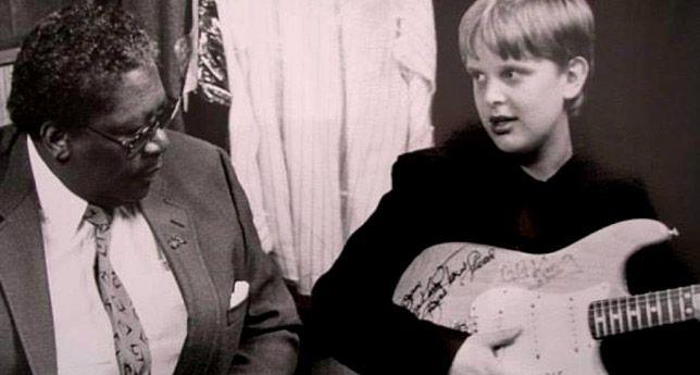 Joe Bonamassa y B.B. King