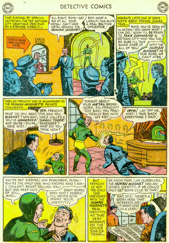 Read online Detective Comics (1937) comic -  Issue #181 - 11