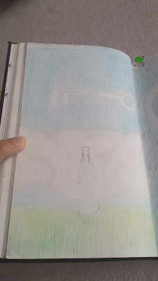 piosenka ona przyszła prosto z chmur; interpretacja 1
