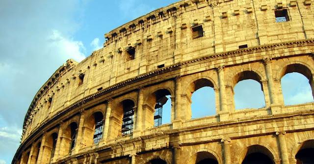 Coliseo romano e historia de Roma
