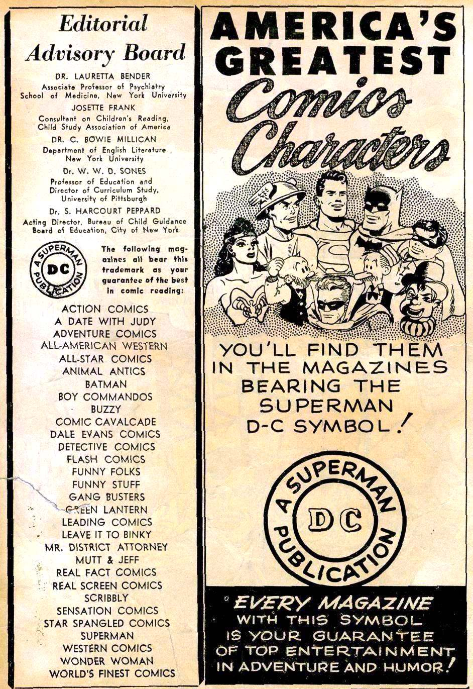 Read online Action Comics (1938) comic -  Issue #126 - 2