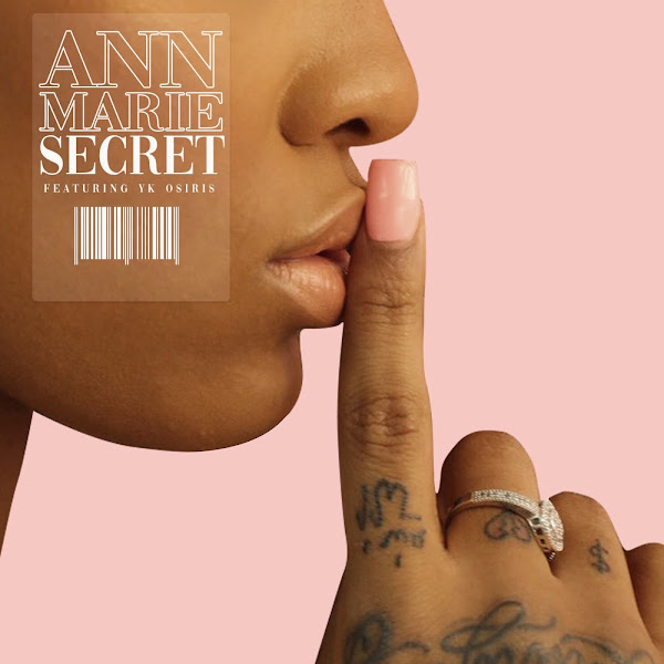 Ann Marie - Secret (feat. YK Osiris) - Single Cover