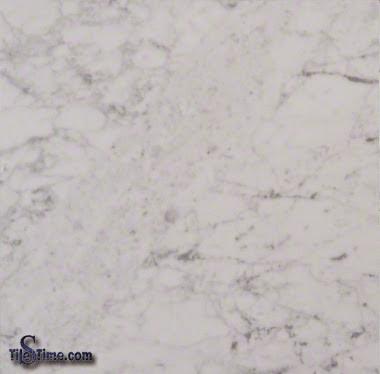Arabescato Carrara Marble Tile