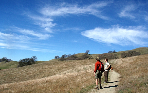 BRT Insights - WW Kayaking & Hiking: Sunol Regional Wilderness hiking trip report - Alameda ...