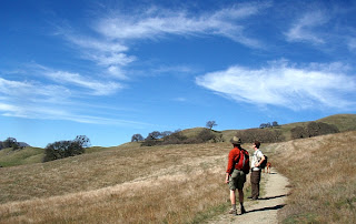 Sunol Regional Wilderness hiking trails