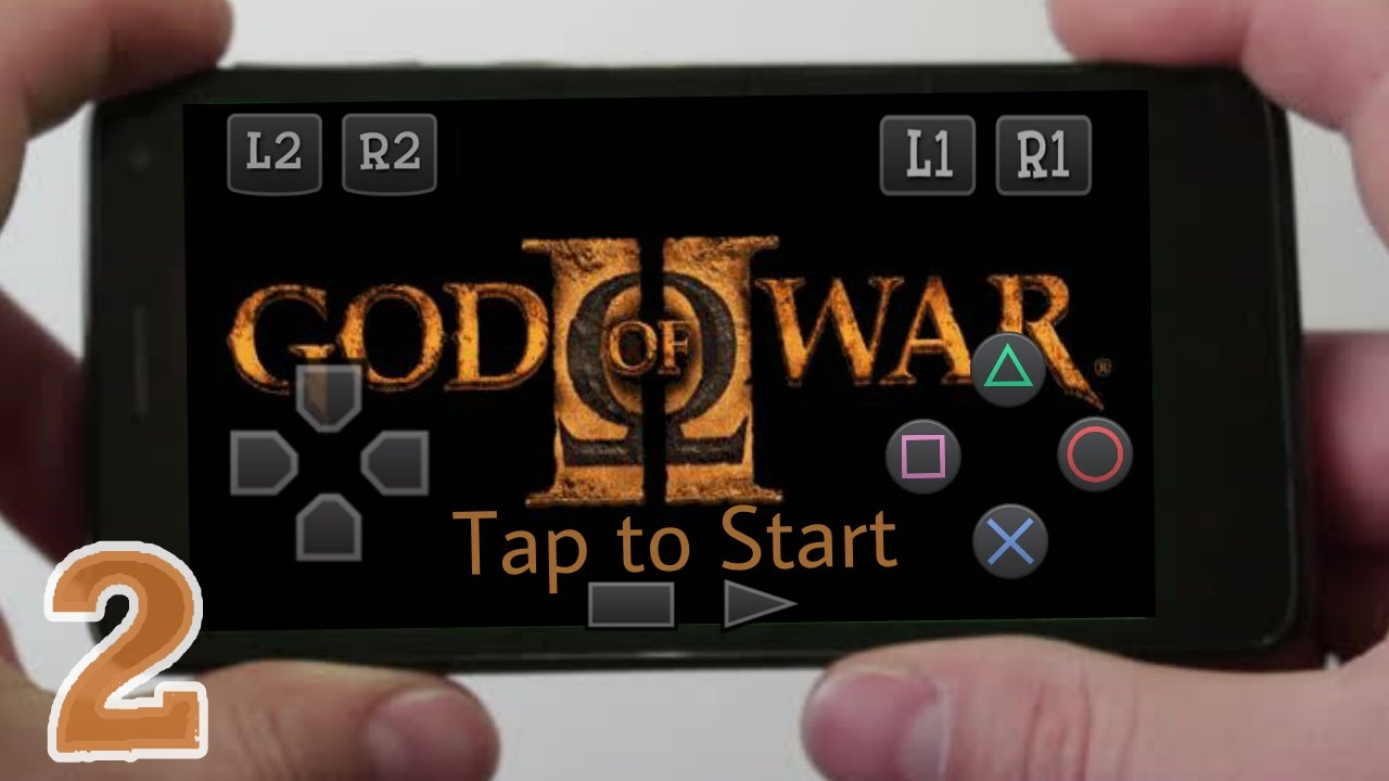 God of war 2 psp game download for android