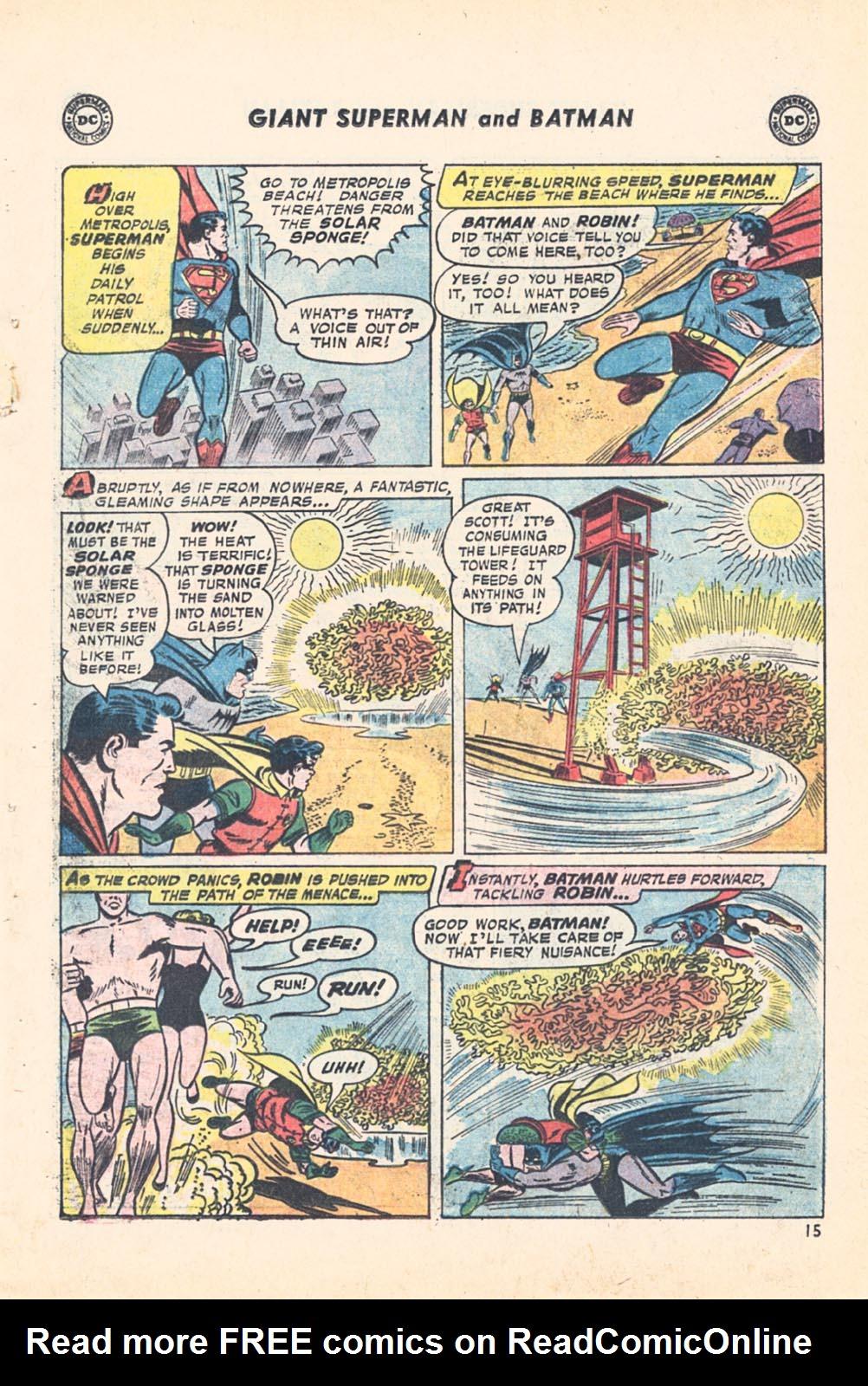Read online World's Finest Comics comic -  Issue #161 - 17
