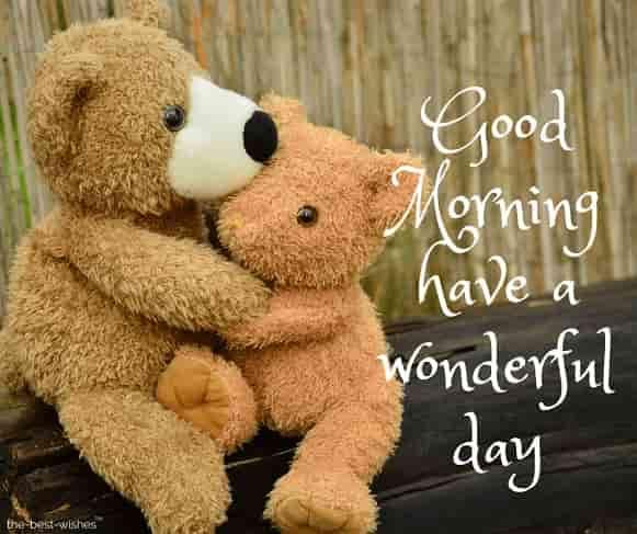 teddy bears hugging image