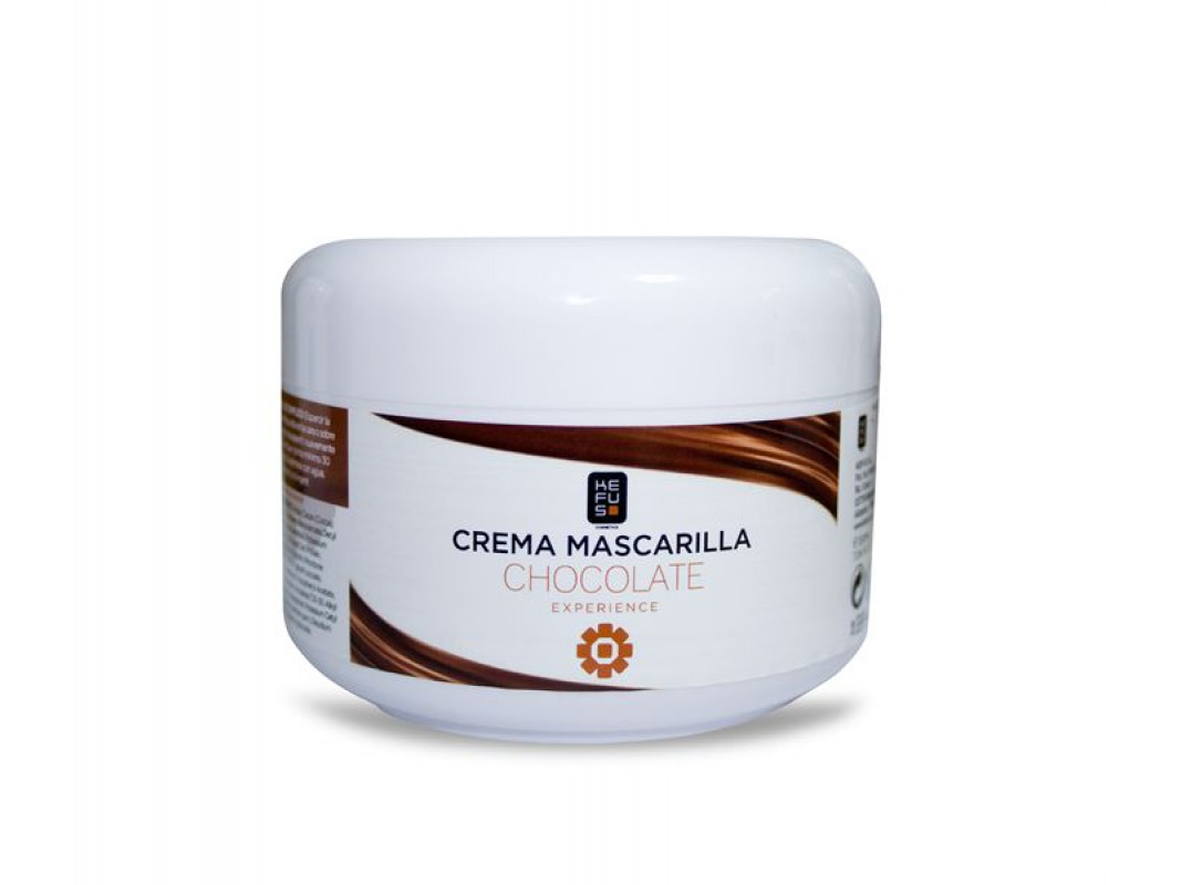 mascarilla chocolate kefus