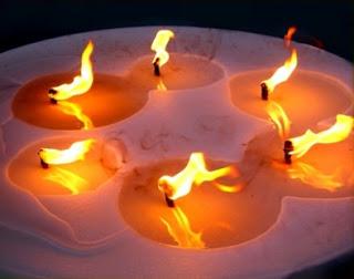 Adivinación con velas - Velomancia